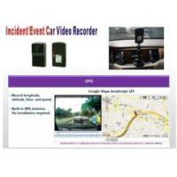 China Incident Car Mini Video Recorder on sale
