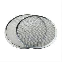 Best Square Hole Stainless Steel Woven Wire Mesh Filter Cutting Disc For 900 Mm Dia wholesale
