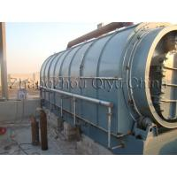 China waste tyre recycling machine on sale