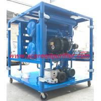 Best Transformer Oil Vacuum Dehydration Treatment Plant,Oil Purification Systems wholesale
