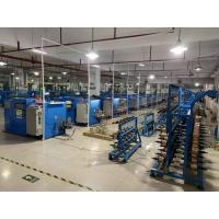 China Good Stability Wire Binding Machine , Automatic Double Twist Buncher on sale