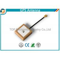China Mobile PCB Internal GPS Antenna GPS Patch Antenna 20 Dbi ROHS Compliant on sale