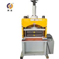Best High Reliable White Hydraulic Hot Press Machine For Menbrane Emboss 15T wholesale