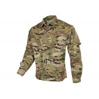 Best Tilted Chest Pocket Polyester Army Military Uniforms / Winter Work Jackets wholesale
