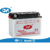 Buy cheap Lead Acid Motorbike Gel Battery , Dry Charged 12 Volts Motorcycle Battery from wholesalers