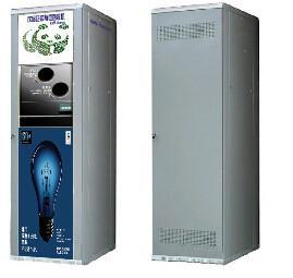 Best Outdoor Reverse Vending Machine Commercial Squash Plastic Bottle Recycling Machine wholesale