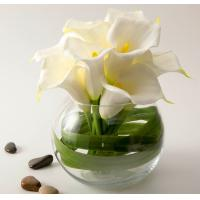 Best artificial real touch mini calla lily pu material calla lily wholesale