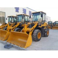 Best SDLG wheel loader LG918 Yuchai engine with 1 , 8 tons loading capacity wholesale