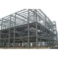 Best Heavy Prefabricated Steel Buildings , Steel House Construction Long Life Span wholesale