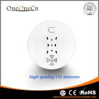 Best Portable Carbon Monoxide Detector With DC9V Battery , Stand Alone CO Detector wholesale