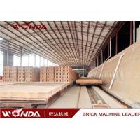 Best Drying Tunnel Kiln Brick Firing Process Customized Brick Size 12 Months Warranty wholesale
