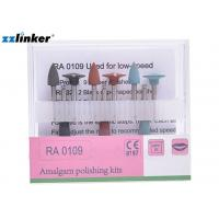 Best Dental Teeth Composite Polishing Kit With 9 Burs Included RA0309 wholesale