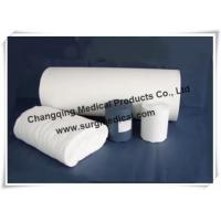 Best 36 Width Cotton Bleached Absorbent Jumbo Gauze Roll For Medical Ambulances wholesale