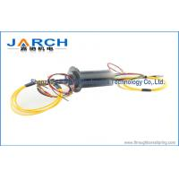 Best Single / Multi Channel Electrical Slip Rings Industrial With 12 Circuits , 2000RPM Max Speed wholesale