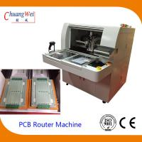 Best High Speed Semi Automatic Router Machine With 60000RPM KAVO Spindle wholesale