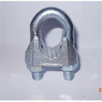 China wire rope clip din 741 on sale