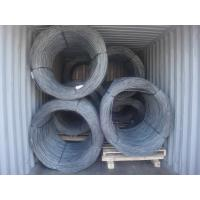 Best GB / T 701 / Q235A / Q235B / Q235C Mild Steel Products Wire Rod With 5.5mm - 16mm Dia wholesale