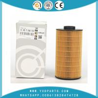 China Manufacturers supply oil filter 11427510717 11421730389 11427511161 for BMW 5 Series 7 Series Land Rover Range Rover on sale
