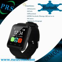 China bluetooth bracelet fashion watch, waterproof smart watch on sale