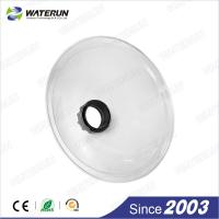 Best Round Acrylic Hood Fume Extractors Parts For Waterun Fume Purifying / Filtering System wholesale