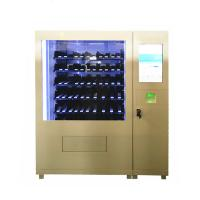 Best Electronics Self Service Mini Mart Vending Machine Food Beverage Vending Kiosk with 22 inch Touch Screen for Public wholesale