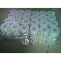 Best White 36 Rolls Packing Toilet Tissue Paper Roll ,  Recycle Tissue wholesale