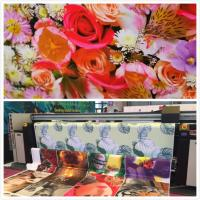 China Fabric Sublimation Printing Machine 1440 DPI Max Resolution CMYK Color Mode on sale