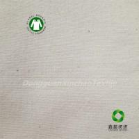China china supplier pure 100% organic cotton plain greige fabric for baby clothes on sale