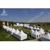 Best Fast Setting Up Strong High Peak Tents  Aluminum Structure Tent Wind Resistant wholesale