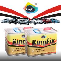 Best KINGFIX Brand car paint thinner retarder solvent for lengthening volatile time wholesale