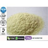 Best GMP Raw Anabolic Trenbolone Acetate Steroid Powder , 434-03-7 Peptides For Muscle Growth wholesale