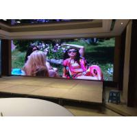 Best High Definition Indoor Fixed LED Display , Seamless LED Video Wall High Brightness wholesale
