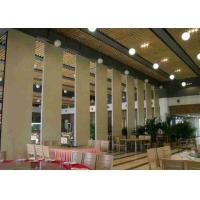 Best Veneer Finish Movable Partition Walls For Home Demountable Panel Faces wholesale