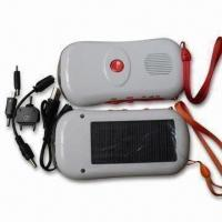 Best Solar Speaker Radio, Measures 134 x 64 x 28mm, with 100 to 240V AC Input Voltage wholesale