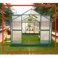 Best 8X8FT white octagonal greenhouse wholesale
