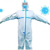 China Disposable Protection Suit For Medical Use on sale