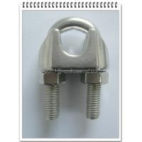 Cheap DIN741 wire rope clips for sale