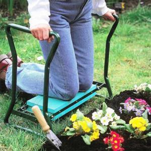 Best Folding Garden Kneeler Seat , Portable Garden Kneeling Stool Convenient Function wholesale
