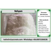 Buy cheap Analgesic Painkilling Raw Powder Nefopam To Relieve Pain 13669-70-0 from wholesalers