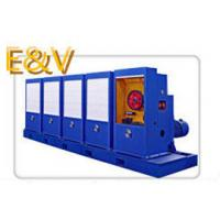 China Low Slip Copper Wire Drawing Machine With Elephant Nose Type Take Up Machine on sale