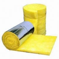 Cheap Fiber Glass Wool/Acoustic Insulation with Density Ranging from 10 to 72kg/m3 and Easy Installation for sale
