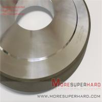 Best Resin bond diamond and cbn tools 14A1 Resin bond SCD diamond grinding wheels Alisa@moresuperhard.com wholesale
