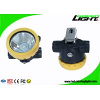 Buy cheap Portable Miners Helmet Light Anti Explosion For Underground Environment from wholesalers