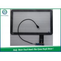 Buy cheap 15.6'' Capacitive Touch Screen Glass To Cover Glass Structure Capacitance Touch Panel product