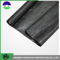 Best 330G With 60KN/60KN Tensile Strength Woven Monofilament Geotextile For Filtration wholesale