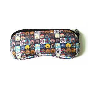 Best Sunglasses Soft Case Neoprene Eyeglass Pouch.SBR Material. Size is 19cm*8.7cm. wholesale