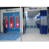 Best Rent SUV Infrared Heating Spray Systems Paint Booth , Large Spray Booth wholesale
