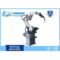 China 6 Axis MIG/TIG Industrial Welding Robots on sale