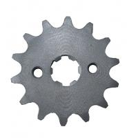 China 14 Tooth Sprocket Off Road Go Kart Parts For 150cc Dirt Bike Front Engine on sale