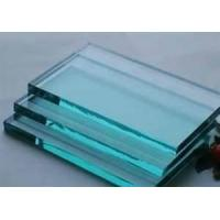 China Chemical industrial 6mm toughened Flat Tempered coloured glass panels on sale